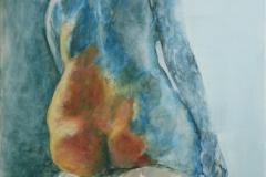 Kearn - A Rejuvenation - 36¨x24¨ - acrylic on canvas