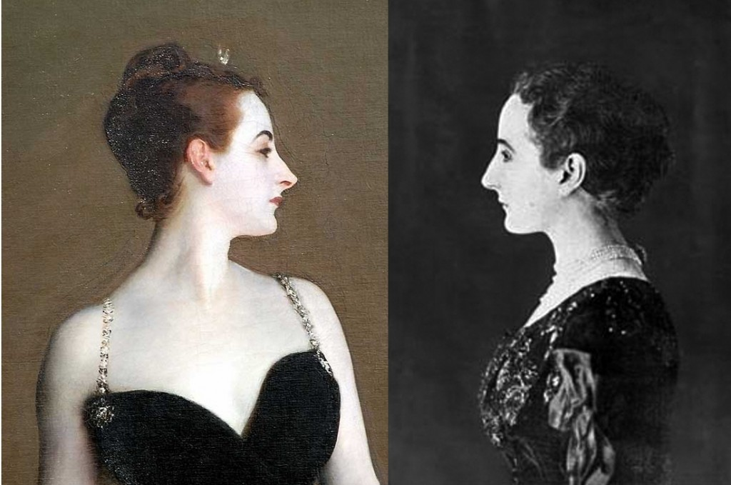 Madame X and Virginie