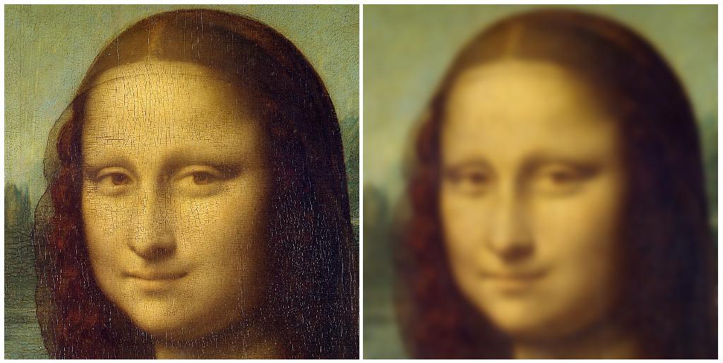 Mona Lisa combo